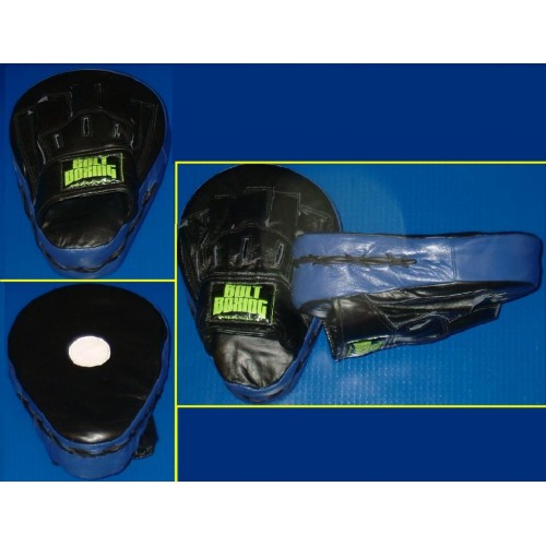 Bolt -Leather Focus Mitts Curved