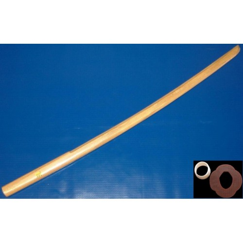 White Oak Bokken 40Inches