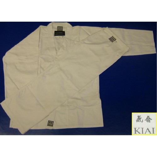 kiai Karate Silver 12oz