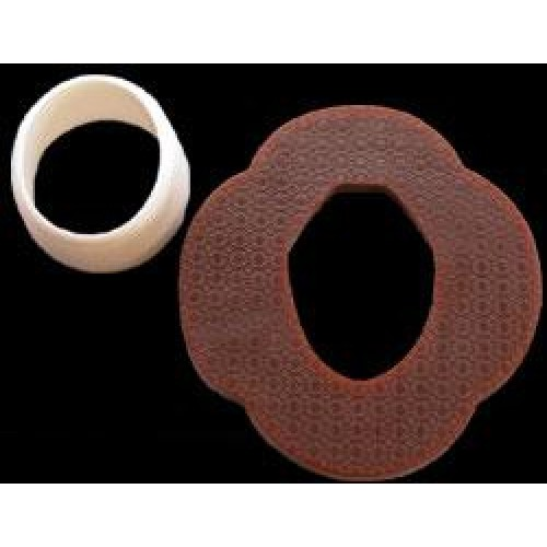 Tsuba replacement for bokken