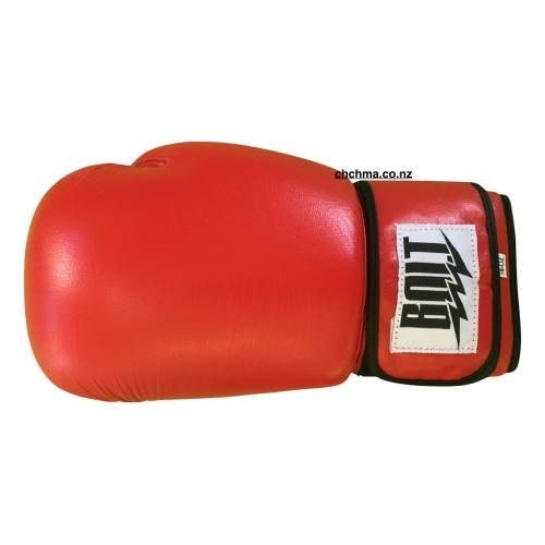 Bolt -Boxing Gloves Red -Various weights