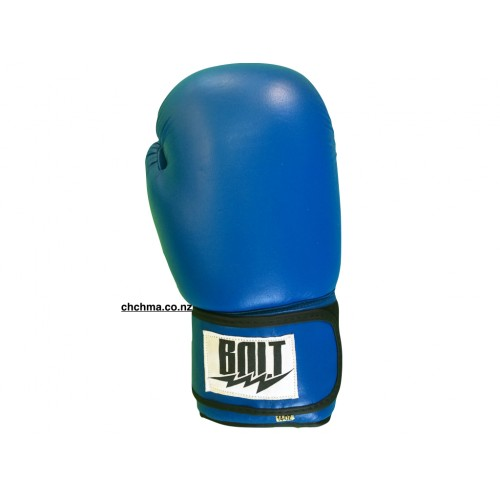 Bolt -Boxing Gloves Blue -Various weights