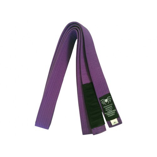 Spider BJJ Purple Belt