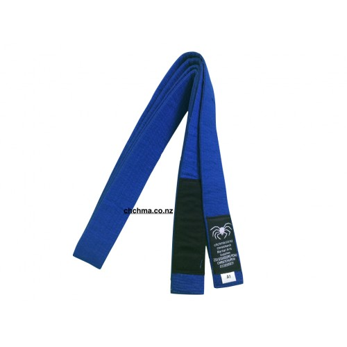 Spider BJJ Blue Belt
