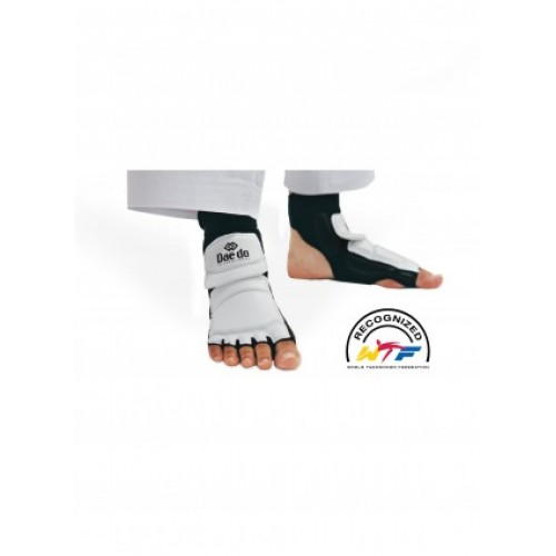 Competition Grade TKD Foot Protector