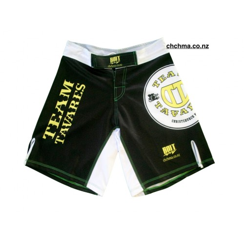 Bolt -Team Tavares MMA shorts