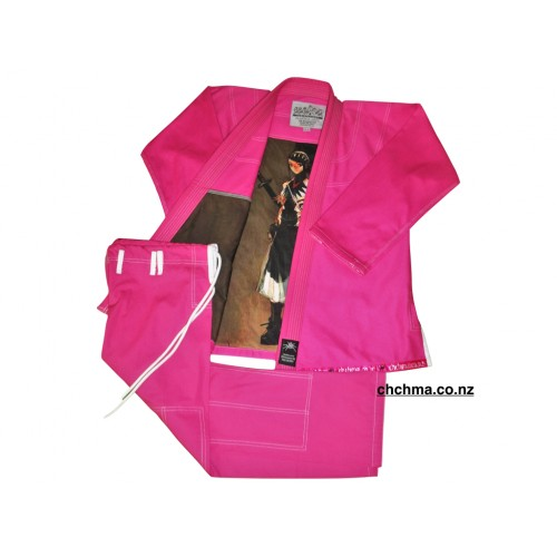 Spider BJJ Gi - Pink - Adult sizes